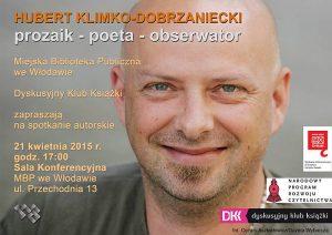 klimko-dobrzaniecki_plakat